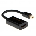 CableCreation Mini DisplayPort на HDMI Adapter - черный (CD0078)