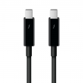 Apple Thunderbolt 2 Cable Black 0.5 m (MF640)