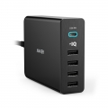 Anker PowerPort+ 5 USB-C 60W Hub Charger (A2053111)