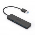 Anker 4-Port Ultra-Slim USB 3.0 Hub (A7516011)