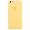 Apple iPhone 6s Plus Silicone Case - Yellow (MM6H2)
