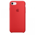 Apple iPhone 7 Silicone Case - (PRODUCT)RED (MMWN2)