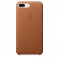 Apple Leather Case iPhone 7 Plus - Saddle Brown (MMYF2)
