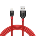Anker PowerLine+ Lightning Cable 1.8 метра - красный (A8122091)