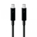 Apple Thunderbolt 2 Cable Black 2.0 m (MF639)