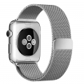 Apple 42mm Milanese Loop - Silver (MJ5F2)