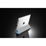 SGP Skin Guard Set Series Carbon White for iPad 3, iPad 2 (SGP08859)