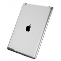 SGP Skin Guard Set Series White Leather for iPad 3, iPad 2 (SGP08862)