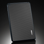 SGP Skin Guard Set Series Carbon Black for iPad Mini (SGP10066)