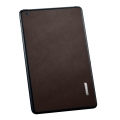 SGP Skin Guard Set Series Leather Brown for iPad Mini (SGP10069)