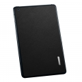 SGP Skin Guard Set Series Leather Black for iPad Mini (SGP10068)