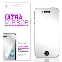 SGP Screen Protector Steinheil Ultra Mirror Series for iPhone 4, 4S (SGP08460)