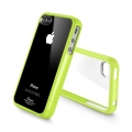 SGP Linear Case Crystal Series Lime for iPhone 4, 4S (SGP07534)
