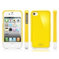 SGP Case Linear Mini Series Reventon Yellow for iPhone 4, 4S (SGP08347)