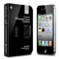 SGP Screen Protector Ultra New Series Ultimate Class Crystal for iPhone 4, 4S (SGP08390)
