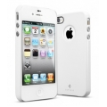 SGP Case Ultra Thin Air Pastel Series Infinity White for iPhone 4S (SGP08384)