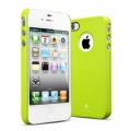 SGP Case Ultra Thin Air Pastel Series Lime for iPhone 4S (SGP08385)