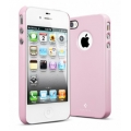 SGP Case Ultra Thin Air Pastel Series Sherbet Pink for iPhone 4S (SGP08382)