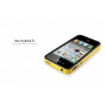 SGP Case Neo Hybrid 2S Vivid Series Reventon Yellow for iPhone 4, 4S (SGP08357)