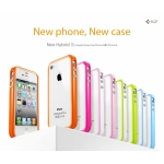 SGP Case Neo Hybrid 2S Pastel Series Fantasia Hot Pink for iPhone 4, 4S (SGP08397)