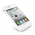 SGP Case Linear EX Color Series Infinite White for iPhone 4, 4S (SGP08369)