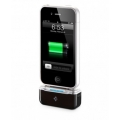 SGP Portable Mobile Battery Pack Kuel F16S Soul Black for iPhone, iPod (SGP08495)