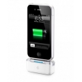 SGP Portable Mobile Battery Pack Kuel F16S Infinity White for iPhone, iPod (SGP08496)