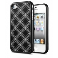 SGP Case Linear Pattern Series Velato Black for iPhone 4, 4S (SGP09085)