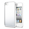SGP Case Linear Mirror Series Alice White for iPhone 4, 4S (SGP09088)