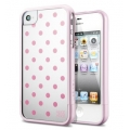 SGP Case Linear Mirror Series Alice Pink for iPhone 4, 4S (SGP09087)