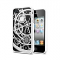 SGP Case Linear Clockwork Series Infinity White for iPhone 4, 4S (SGP09112)
