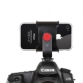 SGP Mount Kuel S22 Camera Crandle Black for iPhone 4, 4S (SGP08662)
