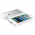 SGP Case Neo Hybrid EX Snow Series Infinity White for iPhone 5, 5S (SGP09517)