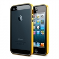 SGP Case Neo Hybrid EX Vivid Series Reventon Yellow for iPhone 5, 5S (SGP09518)