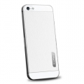 SGP Skin Guard Set Series Leather White for iPhone 5, 5S (SGP09566)