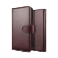 SGP Diary Type Case Valentinus Dark Brown for iPhone 5, 5S (SGP09547)
