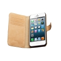 SGP Diary Type Case Valentinus Vintage Edition Brown for iPhone 5, 5S (SGP09526)