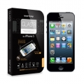"SGP Screen Protector Oleophobic Coated Tempered Glass Series ""Glas T.R"" for iPhone 5, 5S (SGP09548)"