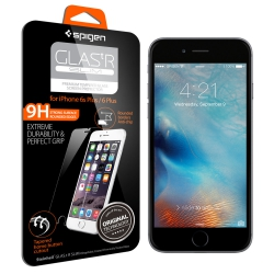 Spigen Screen Protector GLAS.tR SLIM HD for iPhone 6s Plus / iPhone 6 Plus (SGP11634 / 036GL20196)