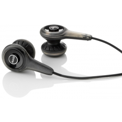 AKG K311 Headphone On The Go In-Ear Bud Arctic Black (K311ABK)