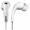 AKG Headphone On The Go In-Ear Canal Snow White (K321WHT)