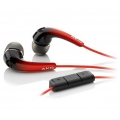AKG Headphone On The Go In-Ear Canal Sunburst Red (K328SSBR)