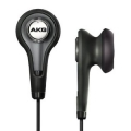 AKG Headphone On The Go In-Ear Bud Dark Charcoal (K319GRY)