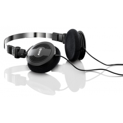AKG K403 Headphone On The Go Mini Black (K403BLK)