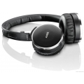AKG K490 Headphone On The Go Noise Cancelling Black/Silver (K490NC)