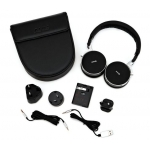 AKG Headphone On The Go Noise Cancelling Black (K495NC)