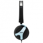 AKG Headphone DJ Blue (K518LEBLU)