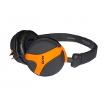 AKG Headphone DJ Orange (K518LEORN)