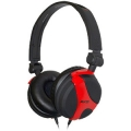 AKG Headphone DJ Red (K518LERED)
