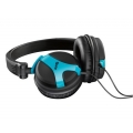 AKG K518 Headphone Neon Blue (K518NEBLU)